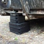 RolliSkate….the only container skate that is stably stackable.